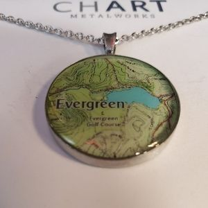 Jewelry - Evergreen Necklace